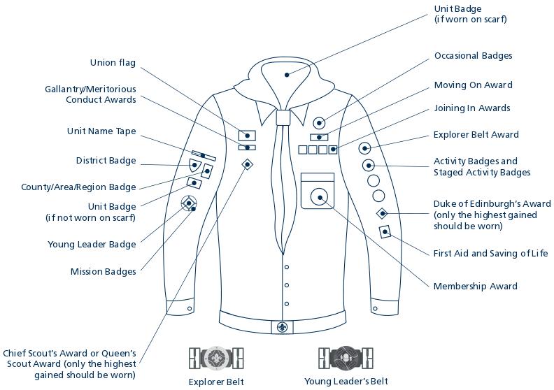explorere_uniform