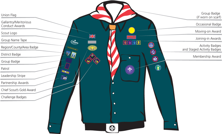 Scout Uniform v5